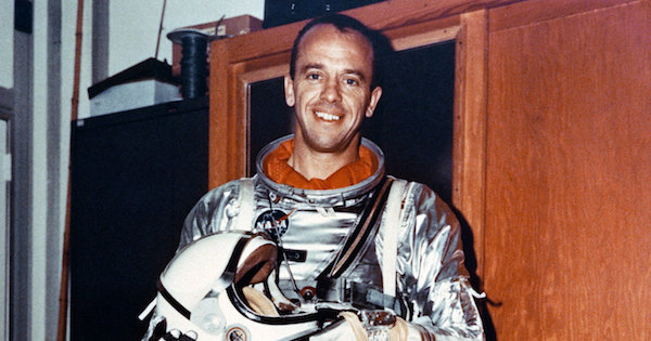Profile of the Day: Alan Shepard