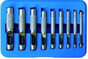 Bgs–565Punch Set 3-12mm, 9pièces
