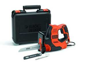 Black + Decker RS890K Scorpion Scie Multi Usages Électrique à fil 500 W