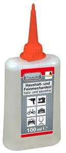 Connex COX591100 Huile pour ménage/mécanique de précision 100 ml