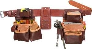 Occidental Leather 5089LH LG Ceinture porte-outils à 7 poches pour gaucher TailleL