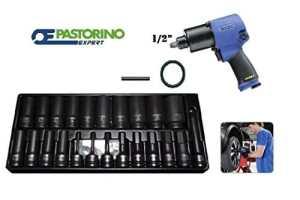 Visseuse pneumatique PaSTORINO expert e230110douilles PaSTORINO expert E041644