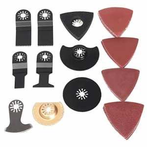 BABAN 41 lames de pièce lame oscillante accessoires d'outils multifonctions mis Multimaster outil Bosch Makit