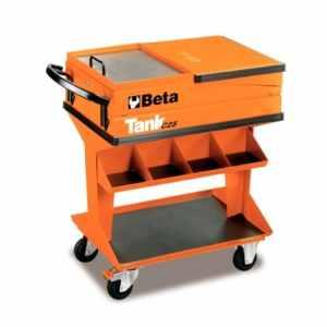Beta C25pour chariot avec étagère