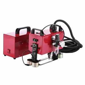Happybuy Machine de Marquage Portable Micro-percussion Machine de Gravure avec un Ordinateur Portable Zone de Marquage 120 x 40mm