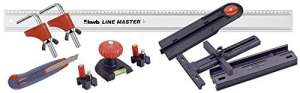 kwb 783408 Kit universel Line Master 800 mm 10 pièces