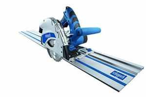 Scheppach Scie plongeante PL551.2kW 230V/50Hz–2x 700mm f + de rail anti-basculement, 1pièce, 5901802915