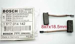 balais en carbone pour BOSCH 36V batterie Marteau Perforateur GBH 36V-LI 36VF-LI 26 BS11