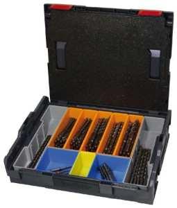 Keil 253 800 110 bohrersortimentL-boxx tURBOKeil foret sDS-plus – 14/110/210 mm – 110 pièces