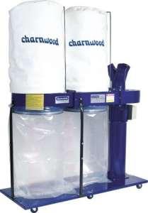 Charnwood W792 Professionnel Extracteur De Poussière 2200w, 240v