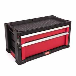 Curver Keter Boîte à outils avec 2tiroirs Boîte à outils Boîte à outils