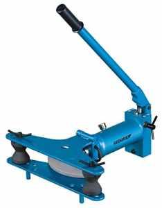 Gedore Cintreuse à main, hydraulique manuel avec cadre de cintrage repliable 4644060