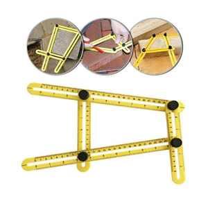 Protra-watcher Extreme Règle–Multi-angle de mesure Règle Maxform facile Angle Règle