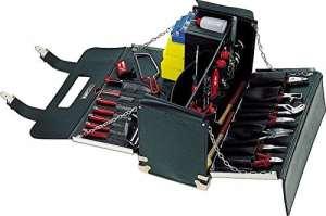 USAG 004 Valise avec assortiment 496 H pour l'électrotechnique (72 pcs.)