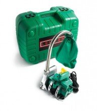Leister Fraesrex rainurage machine 110V