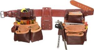 Occidental Leather 5089LH XL Ceinture porte-outils à 7 poches pour gaucher TailleXL