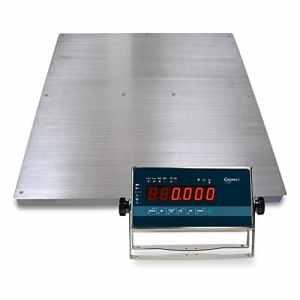 Balance de cuisine 4cellules valable pour Métrologie légale baxtran bgi 1401(3000kgx1kg) (150x 120cm)