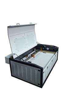 TEN-HIGH 1060 1000x600mm 39.37×23.62 inches 90W small desktop laser engraving cutting machine, Standard version.