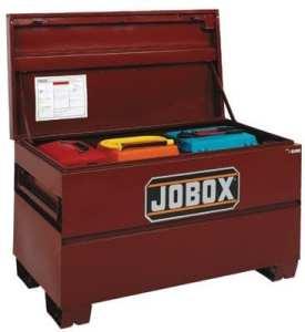 48X24X27.75″ JOBOX STEELINDUSTRIAL SITE VAULT