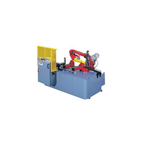 Promac – Scie à ruban métaux lubrifiée automatique D. 260 mm 900 W 400 V – MOD-330AE-60 – Promac