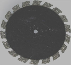 10mini disque à tronçonner disques à tronçonner separier Diamant Mini disques à tronçonner diamantés minitrenscheibe 2,35mm