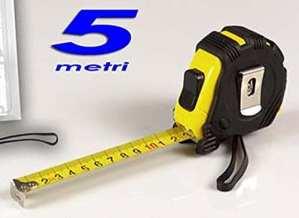 Mètre à ruban 5m