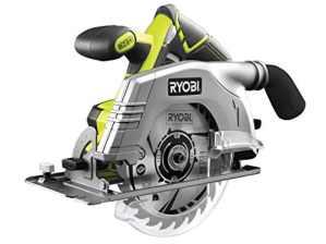 Ryobi 4892210117304 Scie Circulaire One+, 18 V, Multicolore