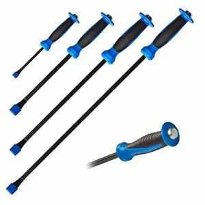 KRAFTPLUS K.915-0401 Jeu de leviers d'effort avec tête de frappe en métal 4-pcs