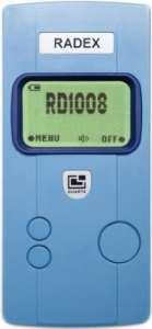RADEX RD1008 Geigerzähler, Radioaktivitäts-Messgerät, Dosimeter