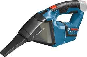 Bosch Professional Gas Aspirateur 12 V, Noir, Bleu