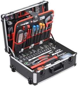 Meister Valise à outils 156 pièces, 8971440