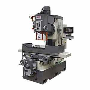 Elmag uBF 140 v-universal bettfräsmaschine – 400 v