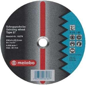 Metabo acier Flexiamant super 125x 6,0x 22,2, 616486000