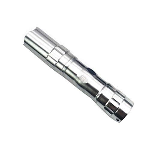 Roblue Mini Lampe de Poche LED Lampe de Poche en Aluminium Cadeau 3W Couleur Unie