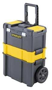 Stanley STST1-80151 Servante Porte Outils 3 en 1, Noir
