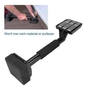 Outil de fixation de moquette, léger, non réglable, tapis plat, coupe-genou