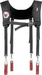 Occidental Leather 1546 Bretelles de suspension renforcées