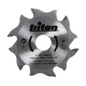 Triton TDJ600 Lame pour fraiseuse à lamelles 100 mm