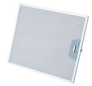 Filtre Hotte aluminium 253x 300x 8mm Ariston 059594CD 39610300F 204