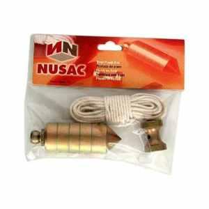 NUSAC 1843H7 – Fil à plomb aimanté 0,5 Kg