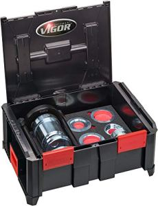 VIGOR V4700-XL Multibox V5741 Multibox pour Ford MAZDA, Volvo – Barre de traction et prise de courant