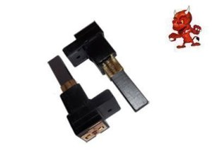 Brosses Carbone Incluant Support pour Dyson Dc 19 avec Ydk Moteur