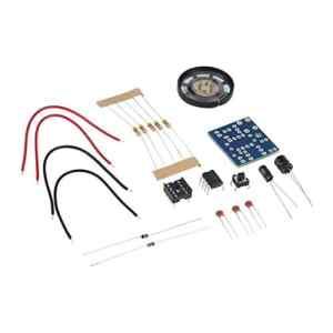 Ding Dong Sonnette Module électronique de Bell DIY Suite Kit pour la maison de sécurité 6V PCB 3,9 x 3,5 cm Sunlera
