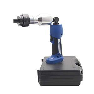 CGOLDENWALL Perforatrice hydraulique à 360° pour plaque en fer souple et plaque en acier inoxydable