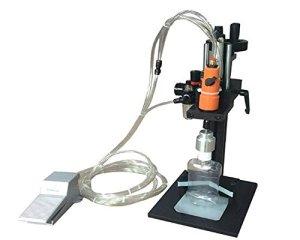 Bouchon de bouteille électrique pneumatique scellant machine de bouchon pour bouchon de diamètre 10-60 mm