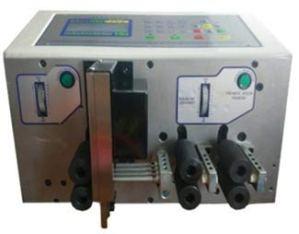 Hanchen SWT508-SX Machine à dénuder automatique 4 câbles de découpe 0,1-4,5 mm21-100 000 mm 12000-24000 pcs/heure pour fil de PVC/téflon/verre 220 V