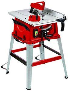 Einhell Scie circulaire de table TC de scie TS 2025Eco (1800W, Ø 250x Ø30mm, Max. Hauteur de coupe 85mm, Taille de table 640x 487mm)