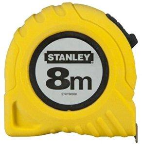 Stanley 3253560304577 0-30-457 mesure 8 m/25 mm, Jaune/Noir, 8 m