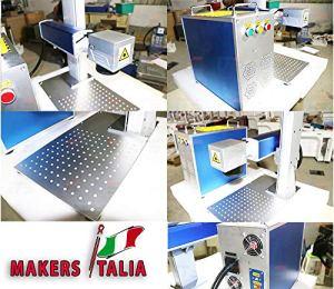 MAKERS ITALIA Marqueur Laser en Fibre ITS-S30 RAYCUS Desktop