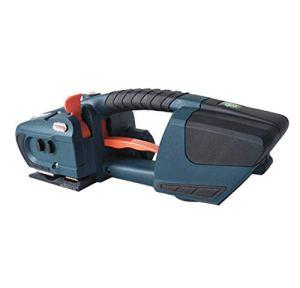 Presse à balles électrique, machine de cerclage manuel à ceinture en acier, équipement d'emballage de ceinture en plastique PP JDC16